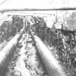 Wodociąg pod rzeką Kamienicą