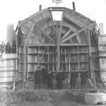 Budowa zbiornika-Roszkowice