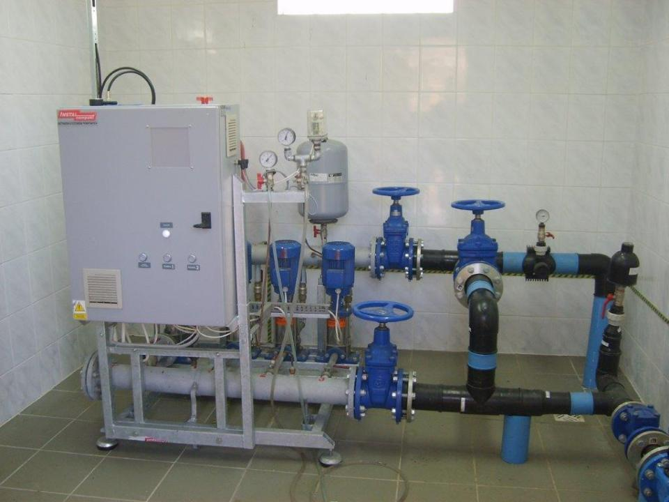 6 Zestaw hydroforowy