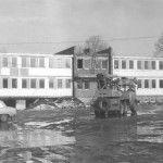 1 Budowa budynku administracyjnego-1979 r.